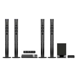 Sony BDVN9200WB 5.1 Blu-ray Heimkinosystem (S-Master HX Digitalverstärker, 1200 Watt, 4K UltraHD Upscaling, 3D, WLAN, Smart TV, Bluetooth, NFC, Spotify, WiFi) schwarz -