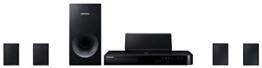 Samsung HT-J4500 5.1 3D Blu-ray Heimkinosystem (500W, Bluetooth, FM Tuner) schwarz - 1