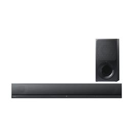 Sony HT-CT390 2.1 Soundbar mit 300W Ausgangsleistung, NFC und Bluetooth, schwarz -